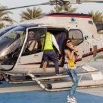 Правила безопасности при перелетах на вертолете