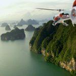 Аренда вертолета для фотосессии